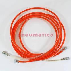 Wąż podwójny do zbiorników natryskowych W5