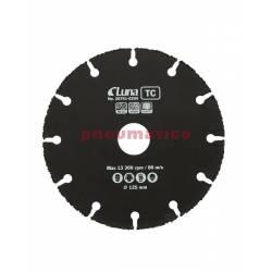Tarcza tnąca wielofunkcyjna TC Luna 125x1x22,23 mm
