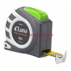 Przymiar taśmowy LAL Auto Lock MAG 8 m - Luna