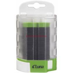 Ostrze wymienne hakowe do noży uniwersalnych 48 mm SKH2 (100 szt.) - Luna