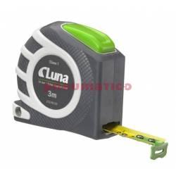 Przymiar taśmowy LAL Auto Lock 3 m - Luna