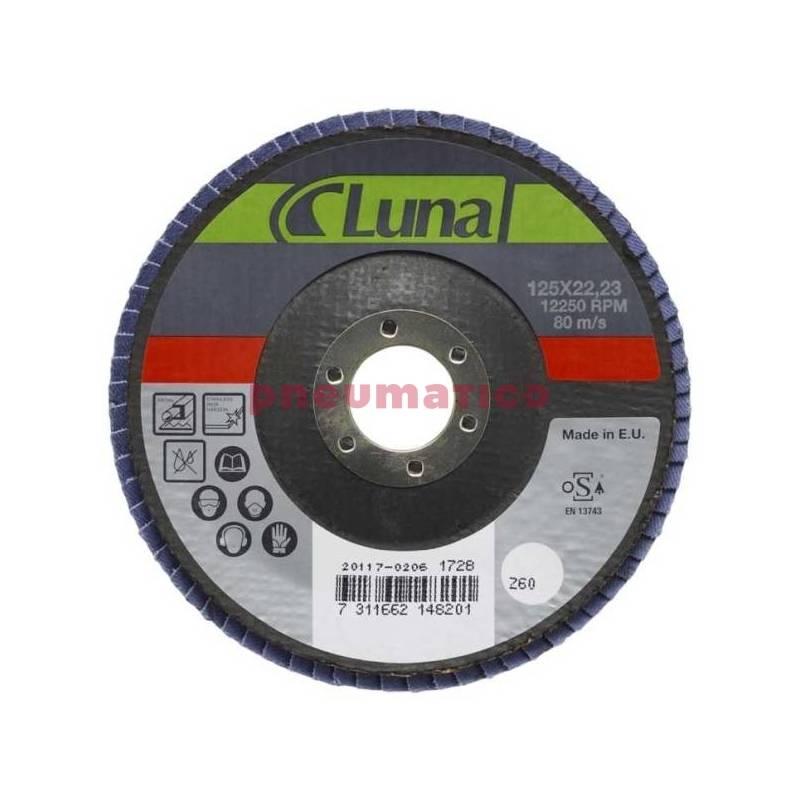 Krążek ścierny 125 mm G40 - Luna