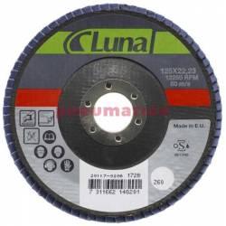 Krążek ścierny 125 mm G80 - Luna