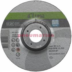Tarcza tnąca 115X2,0X22,23 mm - Luna