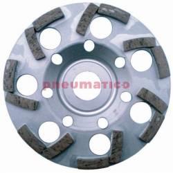 Ściernica diamentowa garnkowa Luna 125x22,23 mm - Luna