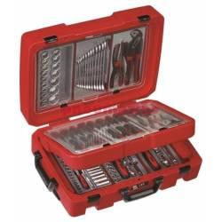 Walizka serwisowa SC04E - 84 elementy - Teng Tools