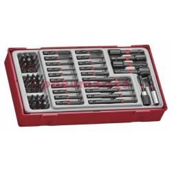 53-elementowy zestaw grotów udarowych TTBS53 - Teng Tools