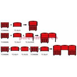 Zestaw montażowy stołu roboczego TC-SL02 - Teng Tools