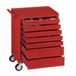 Wózek narzędziowy 277 elementów TCMM277SV - Teng Tools