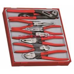 8-elementowy zestaw szczypiec TTD441 - Teng Tools