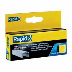 Zszywki Rapid z drutu cienkiego nr 13 (4 mm)