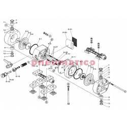 Zestaw naprawczy pompy YAMADA NDP-5FAT/FST