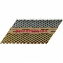 Gwoździe łączone papierem PT 3.1/90 BK 1op.- 2.200szt.