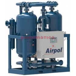 Osuszacz adsorpcyjny gorącoregenerowany AIRPOL SGR 0550