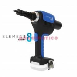 Nitownica akumulatorowa (body) do nitonakrętek Scell-it E-8 Element 8 M3-M8