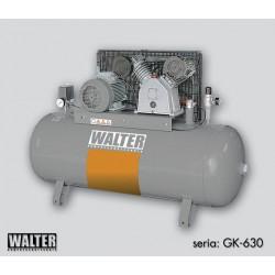 Kompresor - Sprężarka WALTER GK 630-4.0/270