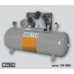 Kompresor - Sprężarka WALTER GK 880-5.5/500
