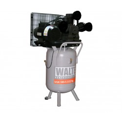 Kompresor - Sprężarka WALTER VGK 880-5.5/270 pionowy