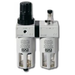 Blok przygotowania powietrza FRL200 GAV 1/2