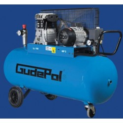 Kompresor - Sprężarka Gudepol GD 28-160-350 230V