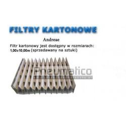 Filtr kartonowy FK10 100 x 1000m