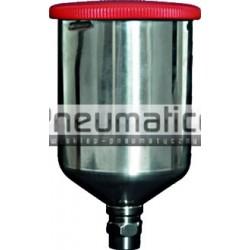 Zbiornik górny aluminiowy do pistoletów IWATA W400 W300 zamiennik