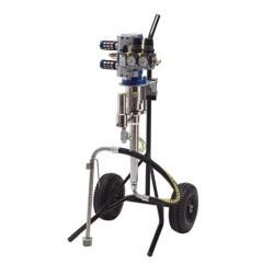 Pompa wysokociśnieniowa Aircombi ECCO 328S-T-AA na wózku