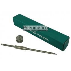 Dysza i iglica do pistoletu Iwata Airgunsa AZ3 HTE2