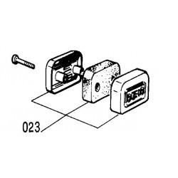 Filtr powietrza do pompy ABAC 2800B / 3800B / 4900