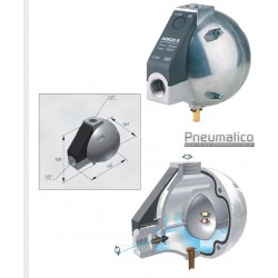 Automatyczny spust do zbiorników ciśnieniowych 1/2 AOK20B