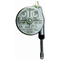 Balanser linkowy z przewodem powietrznym  9202 TECNA 1,2-2,5kg 1350mm