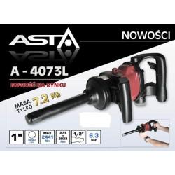Klucz udarowy ASTA A-4073L 1 2441Nm długi trzpień