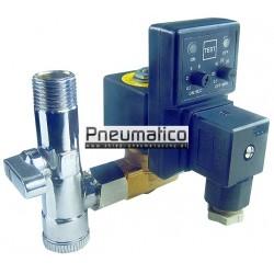 Automatyczny elektroniczny spust kondensatu do filtrów SC-CHROM