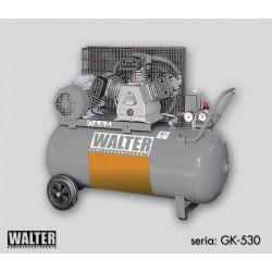 Kompresor - Sprężarka WALTER GK 530-3.0/50