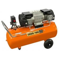 Kompresor bezolejowy Gentilin E660