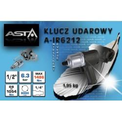 Klucz udarowy A-IR6212 1486Nm