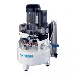 Kompresor dentystyczny GENTILIN Clinic Dry 3.24 - 2 unity