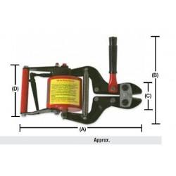 Szczypce pneumatyczne H.K. Porter 9190C
