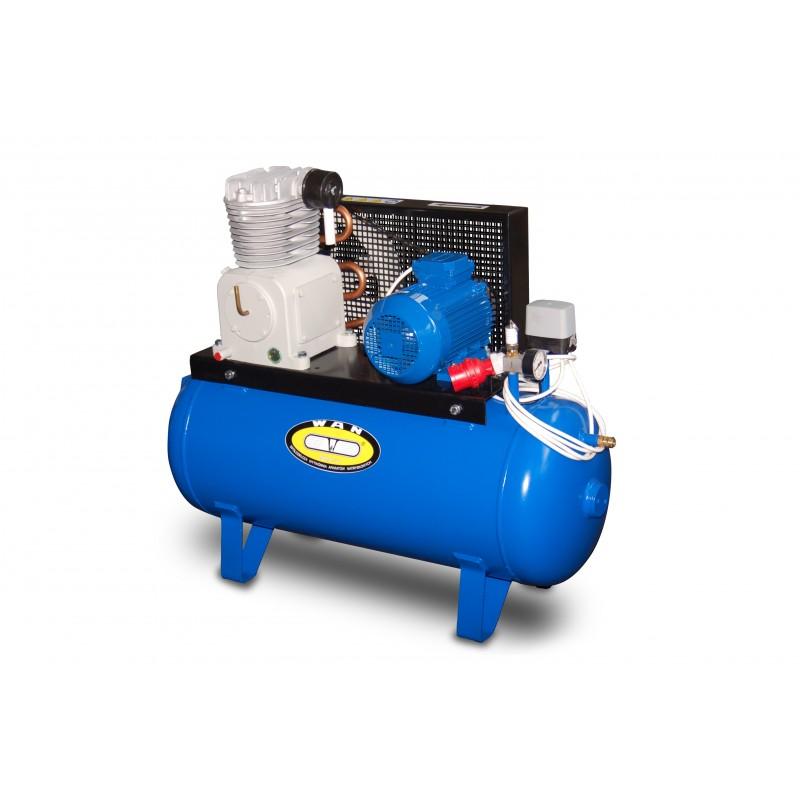 Bardzo dobryFantastyczny Kompresor - Sprężarka WAN-EDa 240L - Sklep pneumatyczny Pneumatico OS85