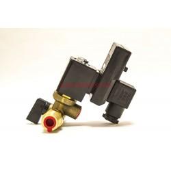 Automatyczny czasowy spust kondensatu do filtrów osuszaczy i zbiorników WED10