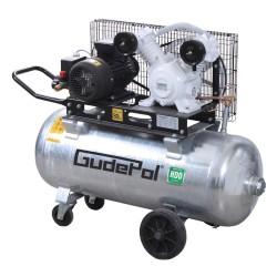 Kompresor - Sprężarka bezolejowa Gudepol HDO 20-90-300