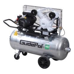 Kompresor - Sprężarka bezolejowa Gudepol HDO 20-90-300-230