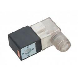 Cewka do elektrozaworu z wtyczką LED