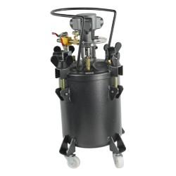 Zbiornik ciśnieniowy do natrysku / malowania 10l z mieszadłem MP10-1 NOWOŚĆ