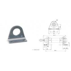 Łapa przednia/tylna LB TEKMA ISO6432