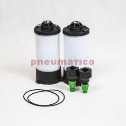 Wkłady filtrów instalacyjnych - ZESTAW MO50K WALTER