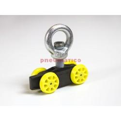 Wózek czterokołowy do 30 kg HS2-W1