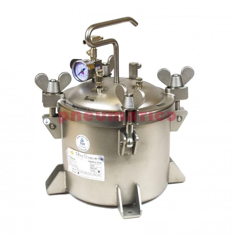 Wybitny Zbiornik ciśnieniowy ze stali nierdzewnej do natrysku/malowania MD51