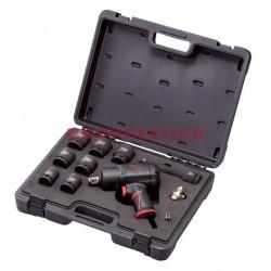 """Akumulatorowy klucz udarowy M7 DW-18502 1/2"""" 1220Nm + GRATIS"""