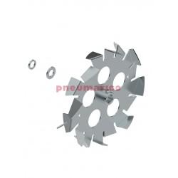 Wirnik do mieszadła typ talerzowy DÜRR M04620014